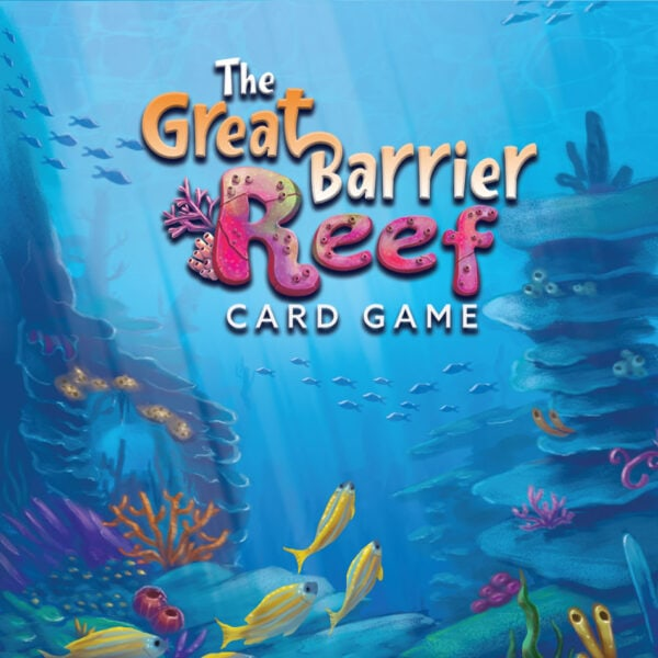 Representative Image for Great Barrier Reef Card Game Woocommerce