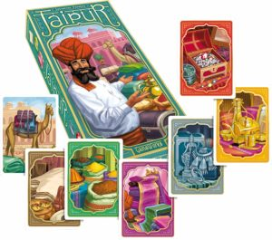 Jaipur India Card Game