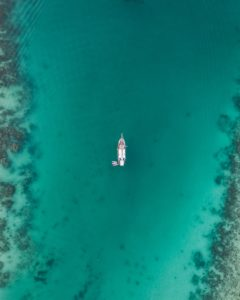 Great Barrier Reef Boat